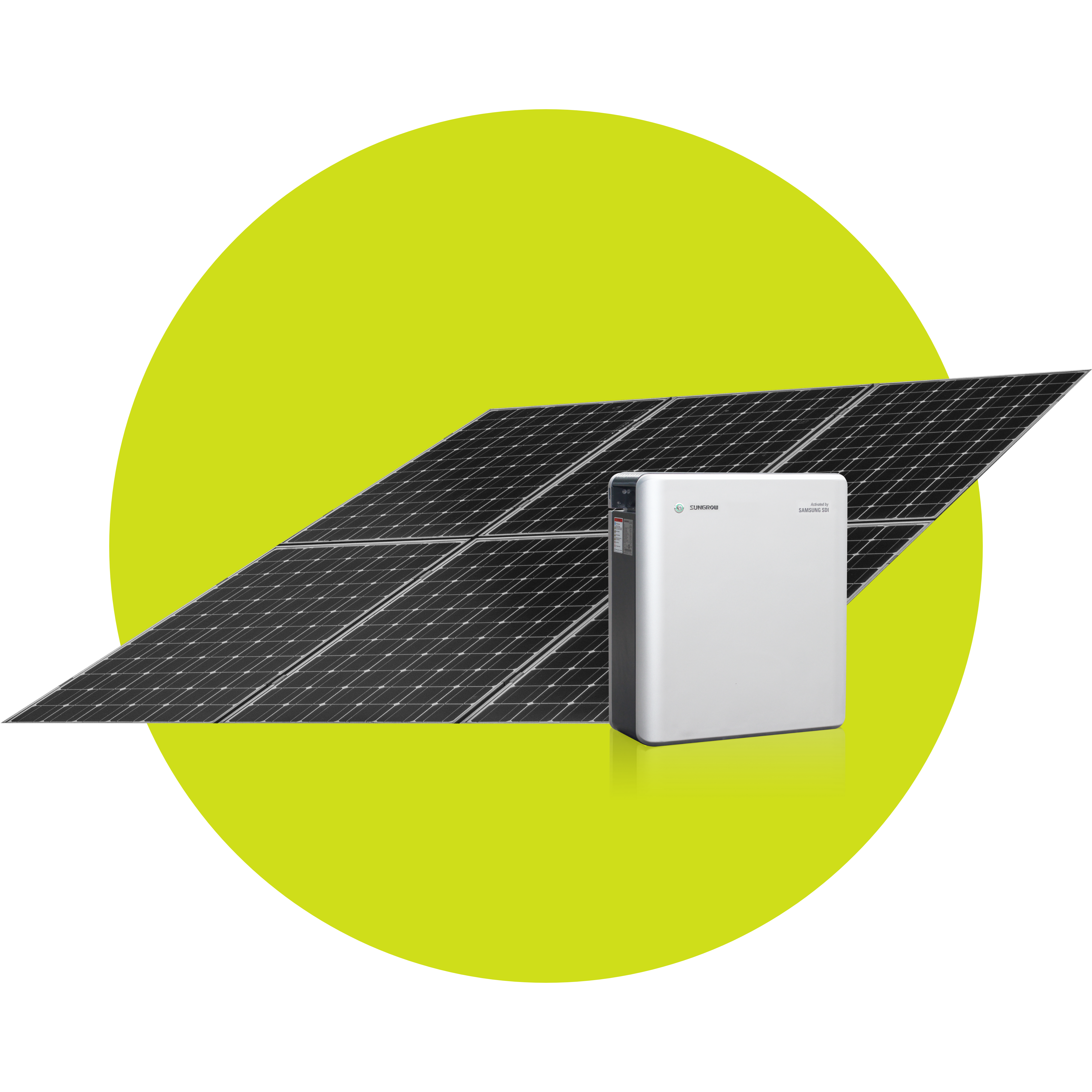 Solar and Battery Storage